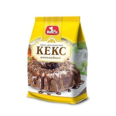 Смесь для выпечки 'Preston' Кекс Шоколадный