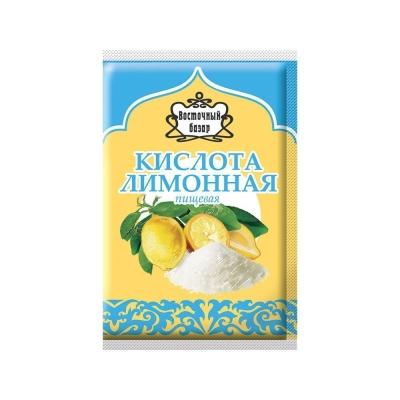 Кислота лимонная пищевая 'Восточный Базар'