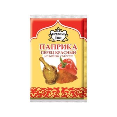 Перец красный 'Восточный Базар' молотый сладкий