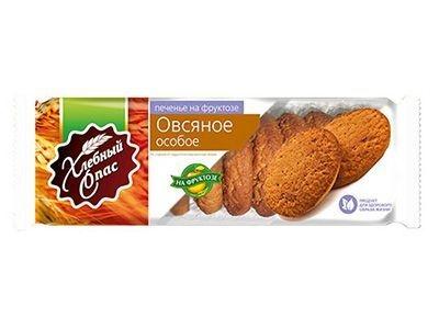 Печенье 'Овсяное' особое на фруктозе