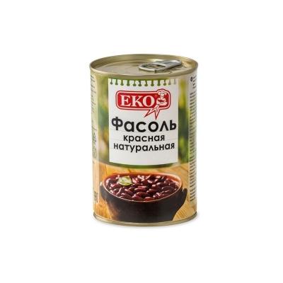Фасоль 'ЕКО' красная натуральная