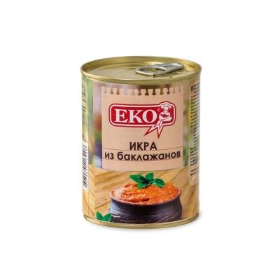 Икра 'ЕКО' Славянская из баклажанов