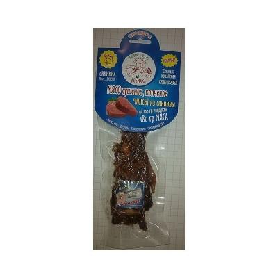 Мясо сушёное копчёное Свинина