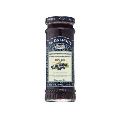 Джем 'St. Dalfour' Черная смородина без сахара