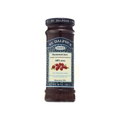 Джем 'St. Dalfour' Малина без сахара