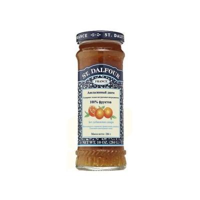 Джем 'St. Dalfour' Апельсин без сахара