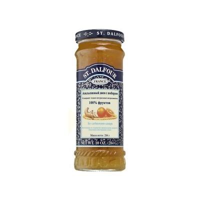 Джем 'St. Dalfour' Апельсин и Имбирь без сахара