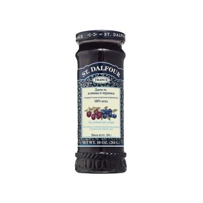 Джем 'St. Dalfour' Клюква и Черника без сахара