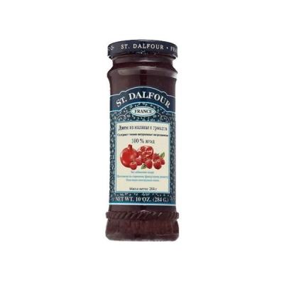 Джем 'St. Dalfour' Малина и Гранат  без сахара