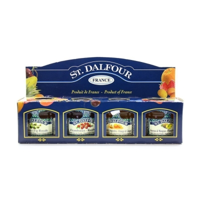 Джем 'St. Dalfour' Подарочный набор без сахара