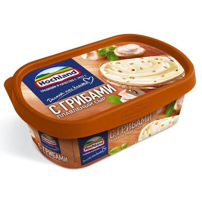 Сыр плавленый 'Hochland' с Грибами