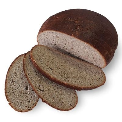 Хлеб Егорьевский Хлебокомбинат 'Столичный' кругл. (упак)