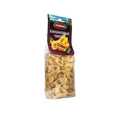 Банановые чипсы 'ОРЕХОМАНИЯ'