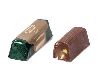 Изделие из молочного шоколада