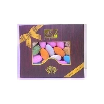 Драже шоколадное 'Bind Chocolate' радуга микс