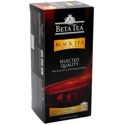 Чай Бета Чай черный Отборное Качество  25 пак.