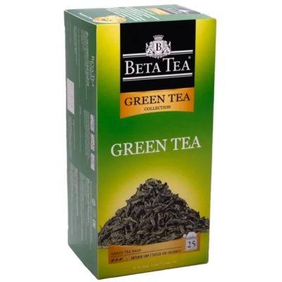 Чай Бета Чай зеленый 25 пак.