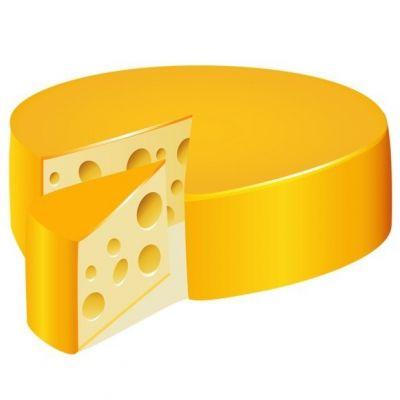 Сыр Король Артур 50% Брусок