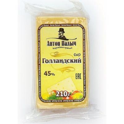 Сыр Антон Палыч Голландский 45%