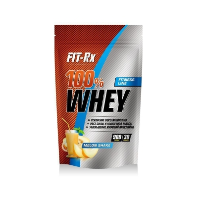 Протеиновый продукт 'FIT-Rx' 100% Whey дынный шейк