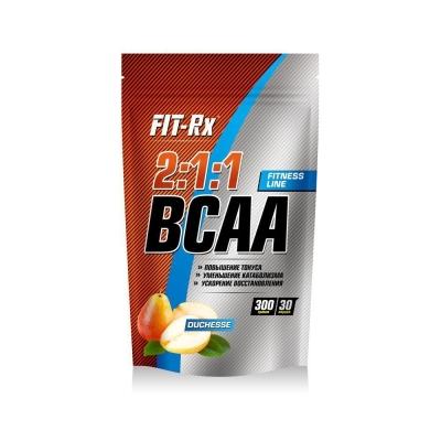 Комплекс аминокислот 'FIT-Rx' BCAA 2:1:1 дюшес