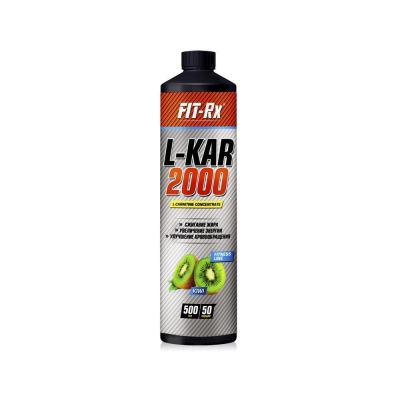 Напиток 'FIT-Rx' L-KAR 2000 Concentrate киви