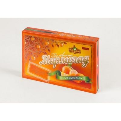 Мармелад 'Белевский' Апельсиновый