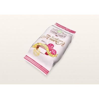 Конфеты 'Белевская птичка' со вкусом вишни в индивидуальной упаковке