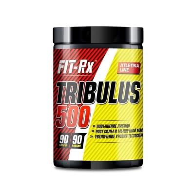 Препарат для увеличения уровня тестостерона 'FIT-Rx' Tribulus 500 (90% saponins) 90caps