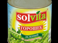 Горошек 'Solvita'