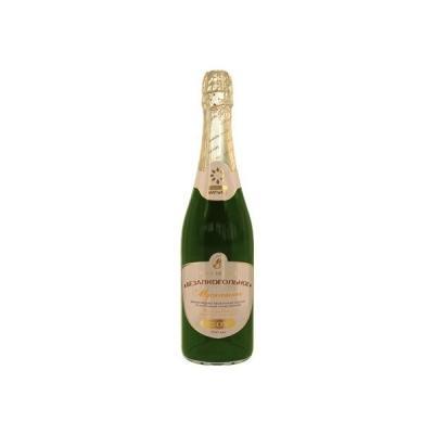 Шампанское безалкогольное 'Absolute Nature' Мускатное
