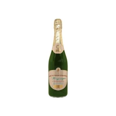 Шампанское безалкогольное 'Absolute Nature' Полусладкое