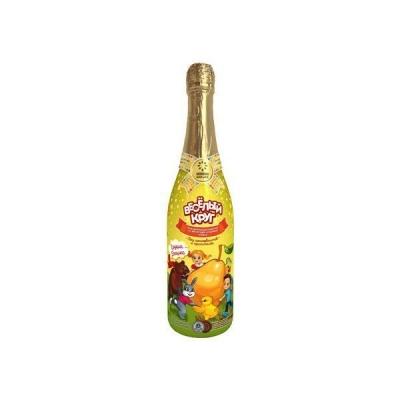 Напиток сокосодержащий газированный  'Веселый Круг' Груша Дюшес