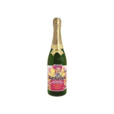 Напиток безалкогольный среднегазированный 'Волшебное' Малиново-Барбарисовый