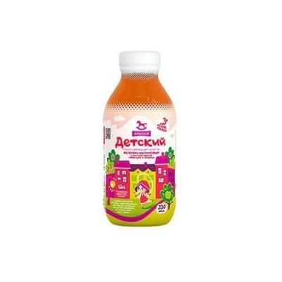 Напиток сокосодержащий детский 'Дудоли' Яблочно-малиновый с настоем цветов гибискуса и чабреца
