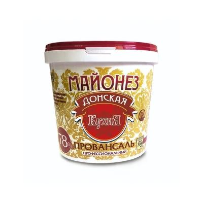 Майонез 'Донская Кухня' провансаль 78%