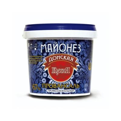 Майонез 'Донская Кухня' провансаль 67%