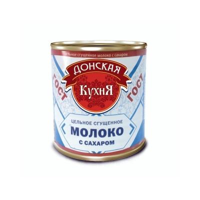 Сгущённое молоко 'Донская Кухня' 8,5%, ГОСТ