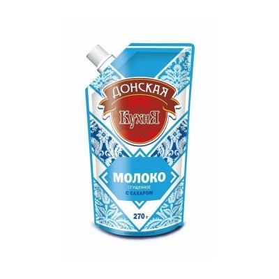 Сгущённое молоко 'Донская Кухня' 8,5%