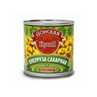Кукуруза сладкая 'Донская Кухня' ГОСТ