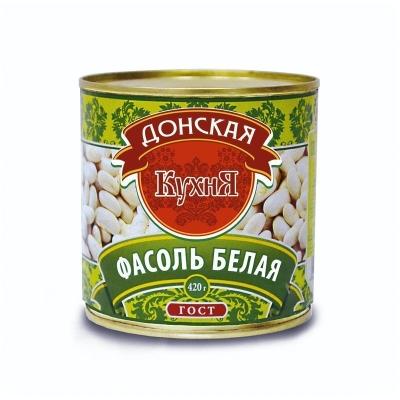 Фасоль белая 'Донская Кухня' ГОСТ