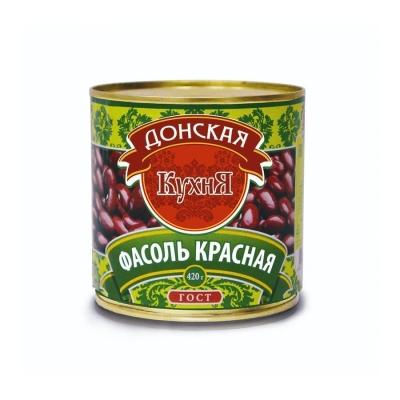 Фасоль красная 'Донская Кухня' ГОСТ