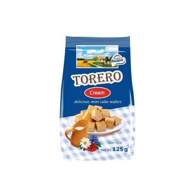 Мини-вафли нежные 'Тореро' со сливочным ароматом