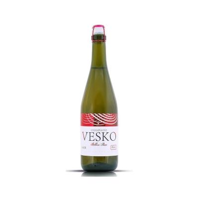 Шампанское безалкогольное 'Vesko' Bellini Rose