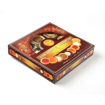 Печенье сдобное 'Бискотти ассорти' 9 видов