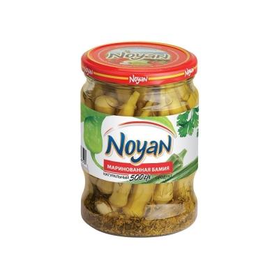 Бамия маринованная 'Noyan'