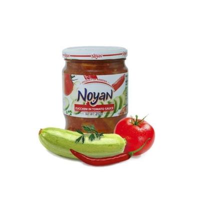 Кабачки жареные 'Noyan' в томатном соусе