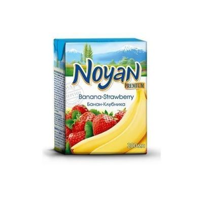 Нектар 'Noyan' Клубнично-банановый Premium