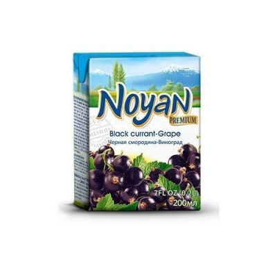 Нектар 'Noyan' Черная смородина Premium