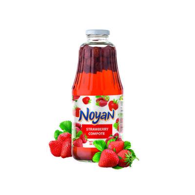 Компот 'Noyan' из клубники